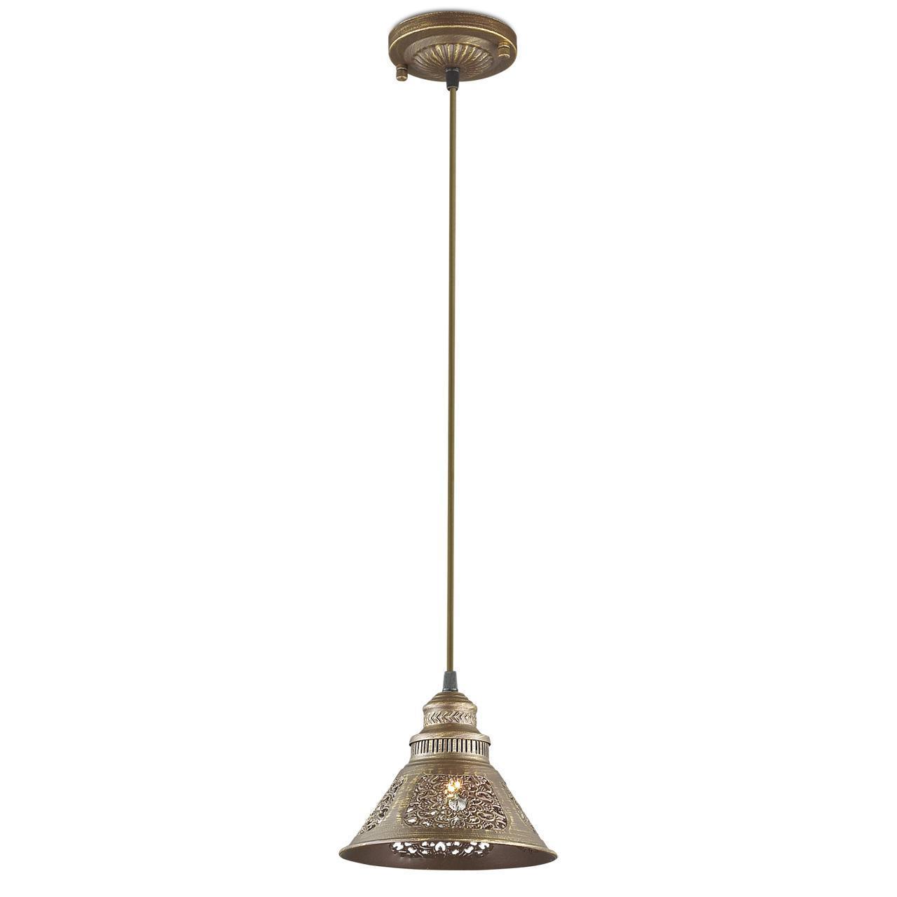 Подвесной светильник Odeon Light Kamun 2843/1 бра odeon light kamun 2843 1w
