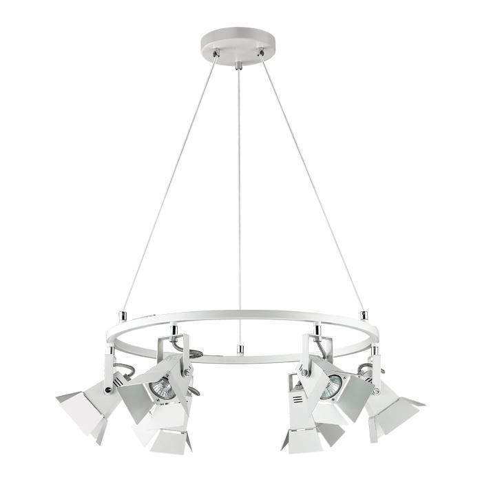 Люстра Odeon Light Techno Pro 3631/6 подвесная odeon light спот odeon light techno pro 3631 1w