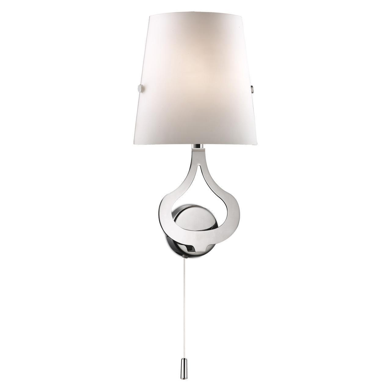 лучшая цена Бра Odeon Light Tiara 2184/1W