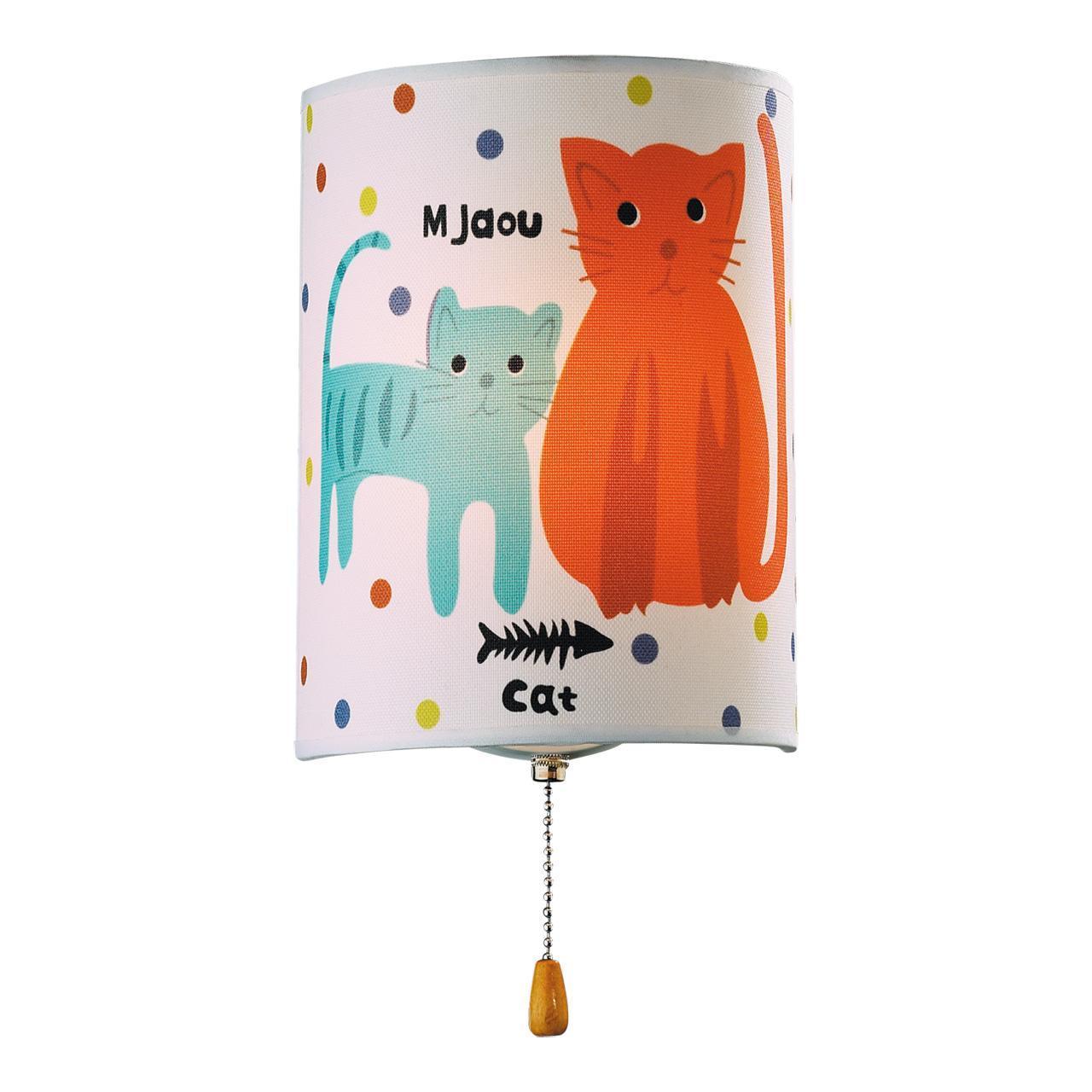 Настенный светильник Odeon Light Cats 2279/1W настенный светильник odeon light cats 2279 1w