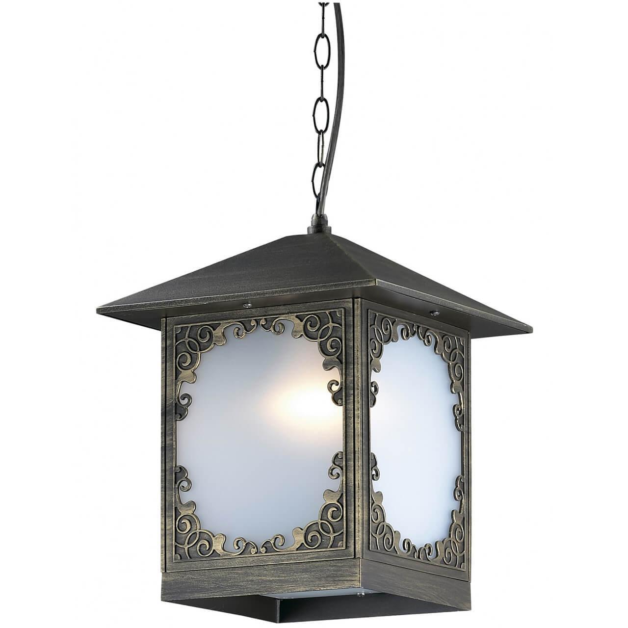 Уличный подвесной светильник Odeon Light Visma 2747/1 уличный светильник на столбе коллекция visma 2747 1a коричневый odeon light одеон лайт