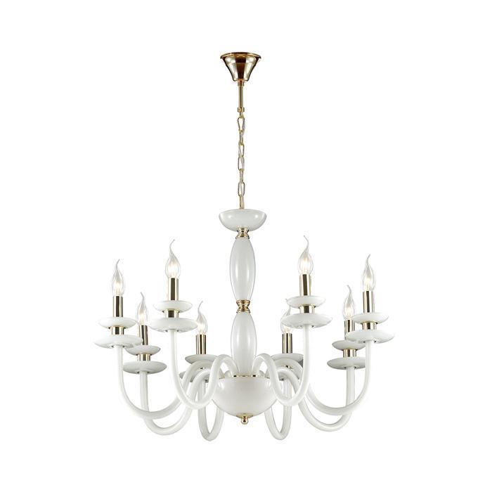 Подвесная люстра Odeon Light Capri 4187/8 odeon light подвесная люстра odeon light piemont 3998 8