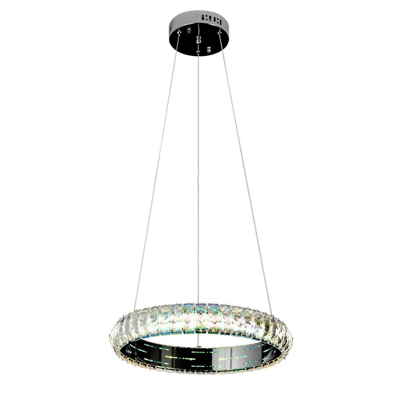 Подвесной светодиодный светильник Omnilux Aigo OML-03703-60 aigo r6611 8g розовый дефолт