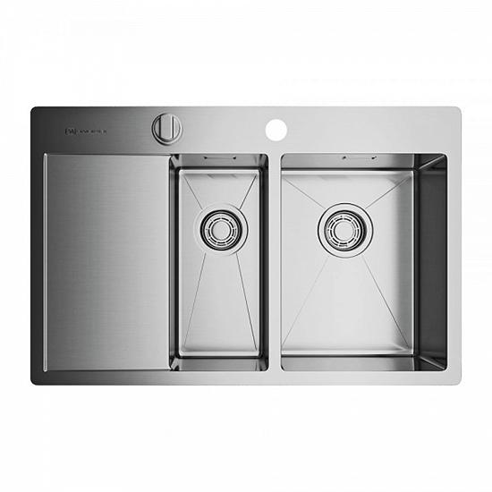 Кухонная мойка Omoikiri Kirisame 78 2 IN R 4993063