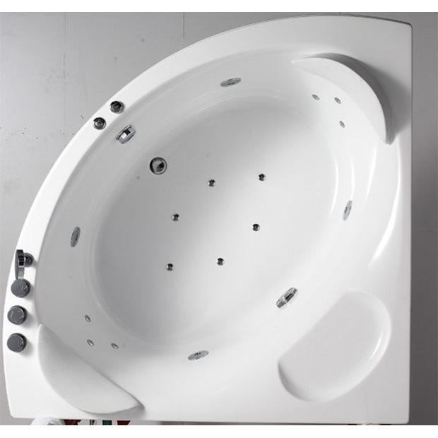 Акриловая ванна Orans OLS-BT62107 фонтан декоративный с подсветкой и имитацией огня гармония 47 21 97см водяная помпа напряжение