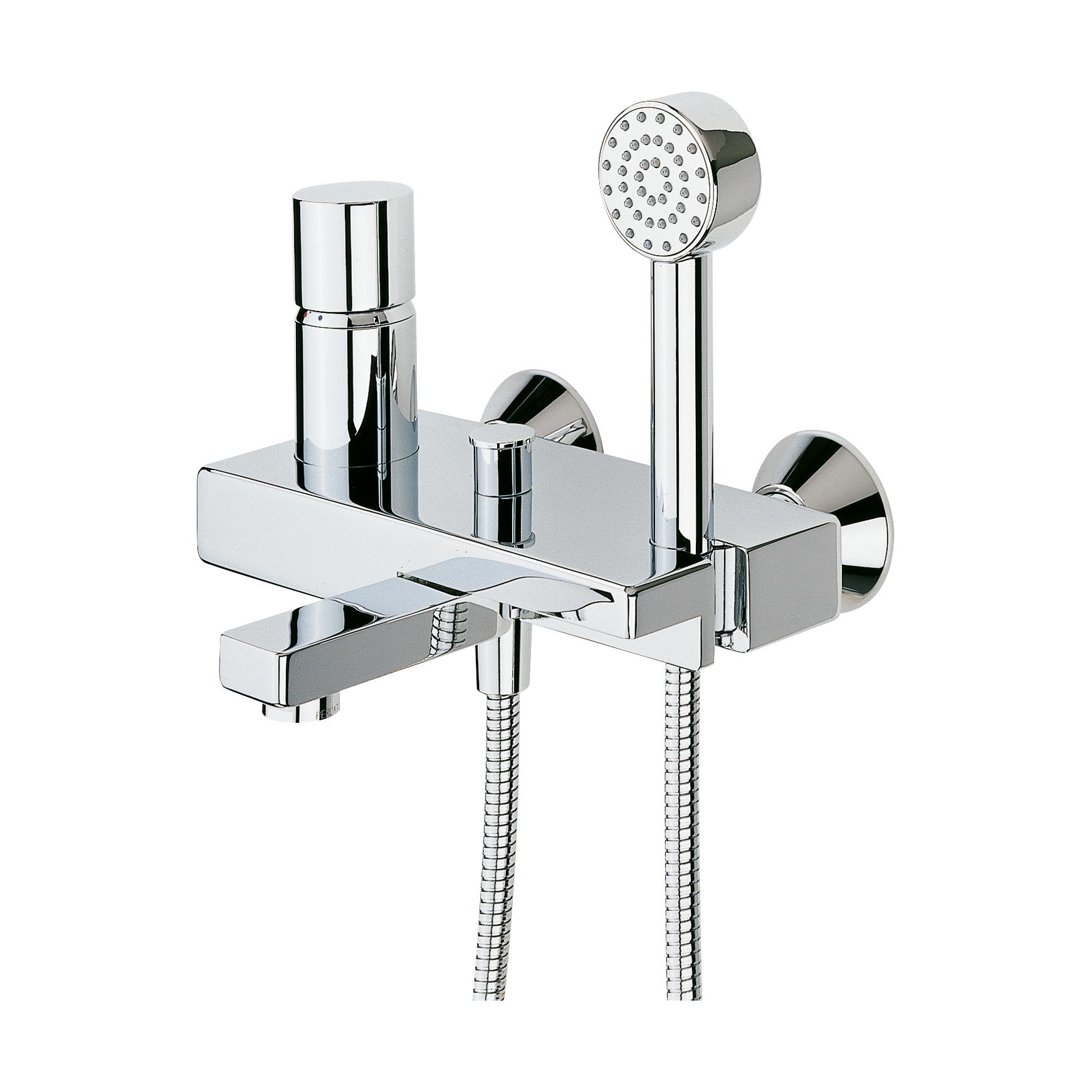 Смеситель Oras Alessi 8545 для ванны ручной душ oras apollo 252020