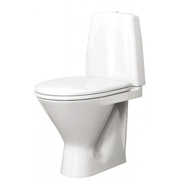 Унитаз Оскольская керамика Милана белый Люкс platinor милана 42961 pla42961