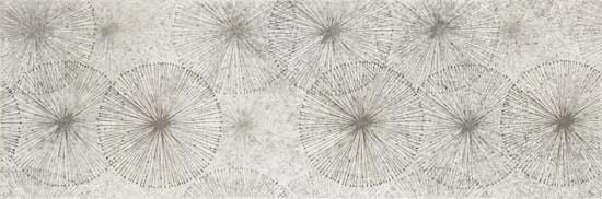 Nirrad Grys Inserto Декор 200x600 мм/1 декор articer modena inserto perla bordeaux 20x56