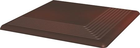 Cloud Brown ступень угловая 30х30/ 10 (шт) cloud brown подступенник 30х14 8х1 1