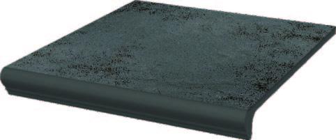 Semir Grafit Ступень простая с носиком структурная 30х33х1,1 цена