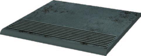 Semir Grafit Ступень простая структурная 30х30х1,1
