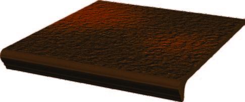 Cloud Brown Ступень простая с капиносом 30х33х1,1 cloud brown подступенник 30х14 8х1 1
