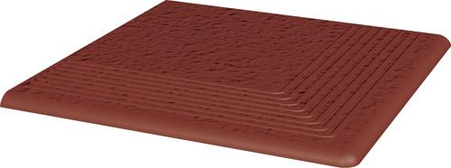 Natural Rosa Duro ступень угловая структ 30х30 мм/10 шт. cloud rosa ступень угловая 30х30 мм 10 шт