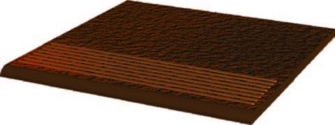 Cloud Brown Duro Ступень простая структ 30х30х1,1 cloud brown подступенник 30х14 8х1 1