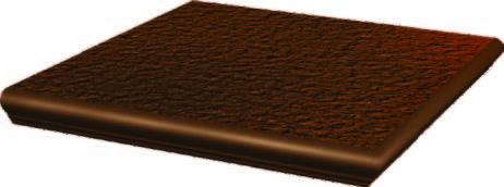 Cloud Brown Ступень угловая с носиком структ 33х33х1,1 cloud rosa ступень угловая 30х30 мм 10 шт