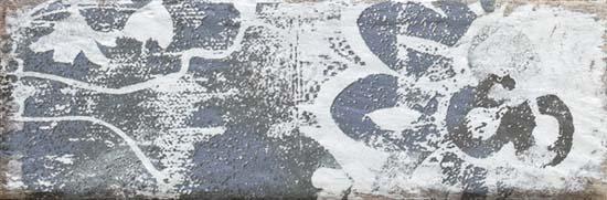 Rondoni Blue Inserto Struktura A Декор 98х298 /34 декор cir docklands inserto flowers grey 8 6x26 2