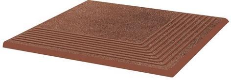 Taurus Brown Ступень угловая структурная 30х30х1,1 (шт) цена 2017