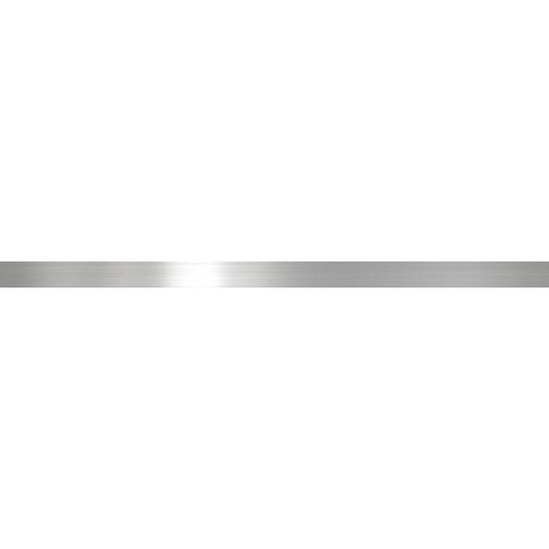 Бордюр метал. серебро глянцевое 2,2х90 бордюр настенный 20х3 6 марчиана серебро