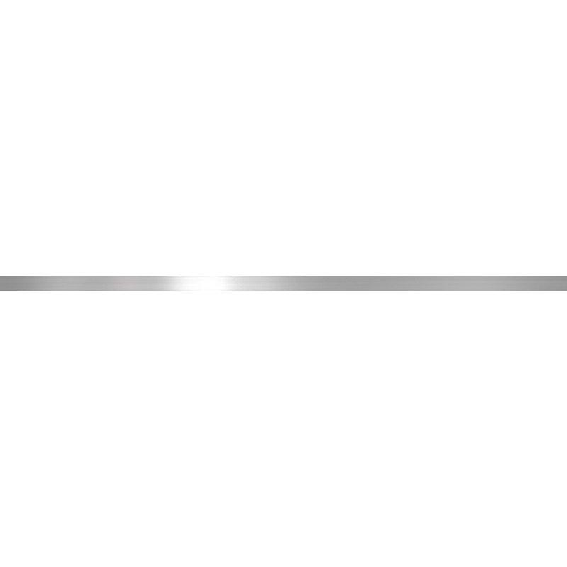 Бордюр метал. серебро глянцевое 1,6х75 бордюр настенный 20х3 6 марчиана серебро