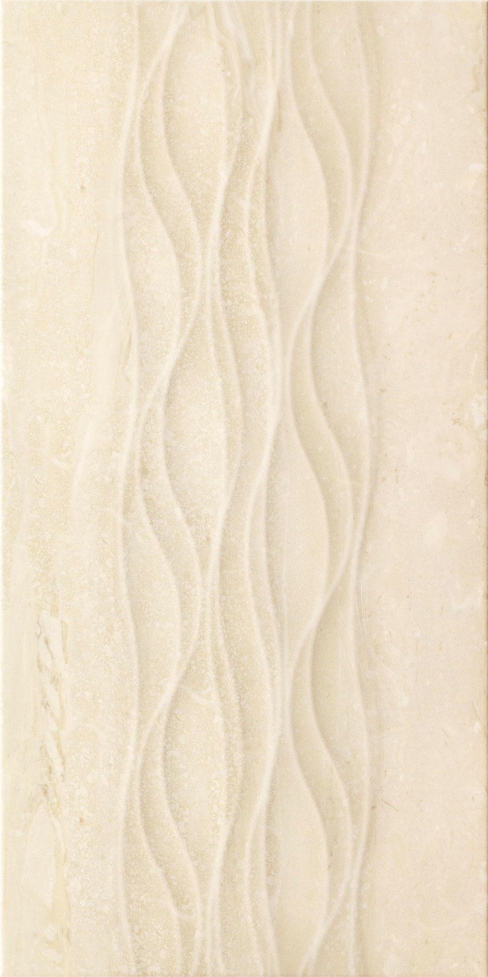 Настенная плитка Ceramika Paradyz Coraline Beige struktura 30x60 (1,44) декор polcolorit dream beige caro 30x60