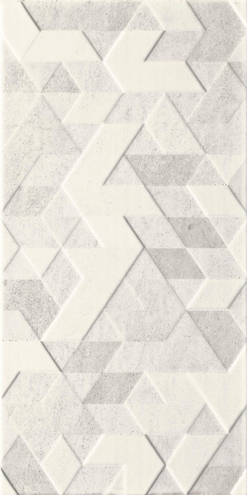 Настенная плитка Ceramika Paradyz Emilly grys struktura decor 30x60 (0,9) бордюр paradyz emilly milio sepia 2 3x60