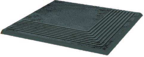 Ступень угловая Semir Grafit Stopnica NAROZNA 30х30 ступень opoczno simple red stopnica strukturalny 3 d 30х30