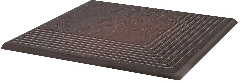 Ступень угловая Ceramika Paradyz Semir Rosa Stopnica NAROZNA 30х30 ступень opoczno simple red stopnica strukturalny 3 d 30х30