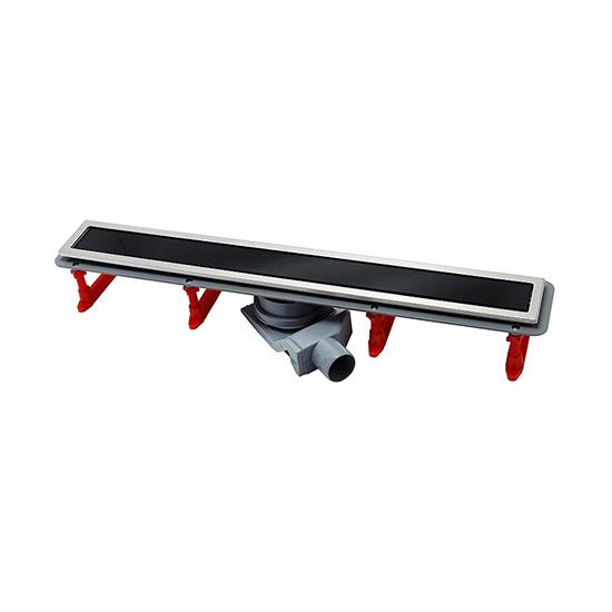 Трап для душа Pestan Confluo Premium With Black Glass Line 750 душевой трап pestan square 3 150 мм 13000007