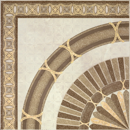 Панно Porcelanite Dos Serie 5008 +9198 Roseton Ivory Rodas IV панно porcelanite dos serie 5008 9198 roseton ivory rodas iv