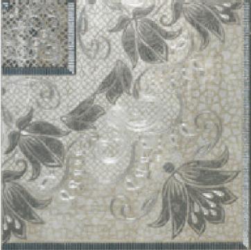 Вставка Porcelanite Dos Serie 5018 +14503 Taco Perla-Gris-Acero вставка porcelanite dos 5021 roseton crema perla 50x50