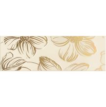 Декор Domino Dec Anya Gold Cream 20х60