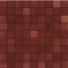 Мозаика ITT Ceramic Mosaico Pleasure Cherry 31,6х31,6