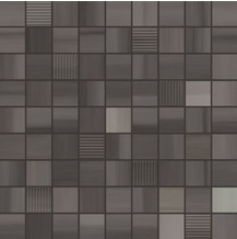 Мозаика ITT Ceramic Mosaico Pleasure Grey 31,6х31,6