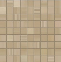 Мозаика ITT Ceramic Mosaico Pleasure Vison 31,6х31,6