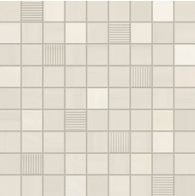 Мозаика ITT Ceramic Mosaico Pleasure White 31,6х31,6