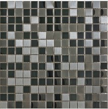Настенная плитка L'antic Colonial Mosaics Collection +26891 L153401521 Metal Acero Highlights