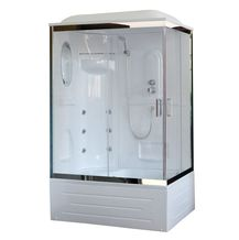 Душевая кабина Royal Bath 8100BP2-T-CH L прозрачное