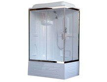 Душевая кабина Royal Bath 8120BP1-T-CH L прозрачное