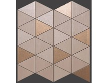 Мозаика Atlas Concorde Italy Mek Rose Mosaico Diamond Wall 30,5x30,5