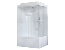 Душевая кабина Royal Bath 8120BP1-T L прозрачное
