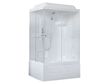 Душевая кабина Royal Bath 8120BP1-T R прозрачное