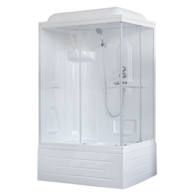 Душевая кабина Royal Bath 8100BP1-T L прозрачное