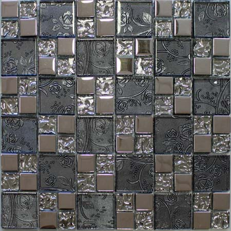Мозаика MC222MLA Primacolore 23x23+48x48/300x300 (8 pcs) - 0.72 мозаика primacolore marmo mn174slc 4 8x4 8 30x30