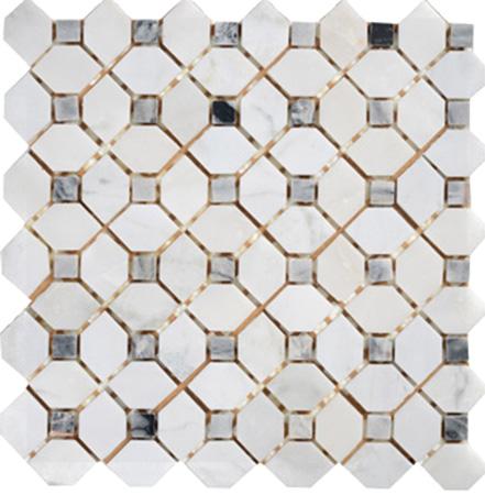 Мозаика MN152PMA Primacolore 6x6+29x45/305х305 (11pcs.) - 1.02 cloth hanger 11pcs