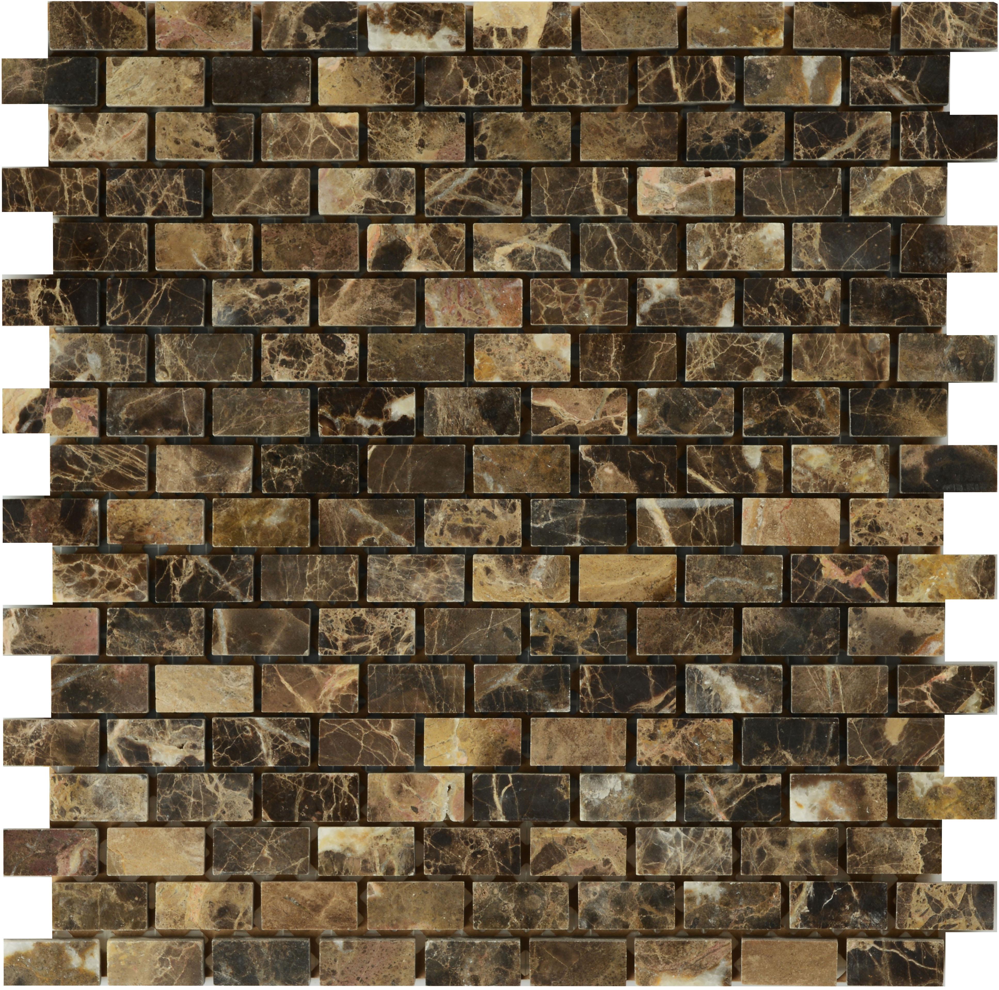 Мозаика MN174SLBS Primacolore 15х30/300х300 - 1.35 мозаика mn174smc primacolore 48х48 300х300 0 99