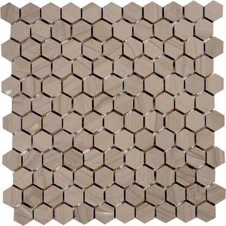 Мозаика MN162HLA Primacolore 25x25 hexagon/300х300 - 0.99 мозаика pm134sla primacolore 15x15 300х300 10pcs 0 9