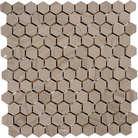 Мозаика MN162HMA Primacolore 25x25 hexagon/300х300 - 0.99 мозаика pm136sla primacolore 15x15 300х300 10pcs 0 9