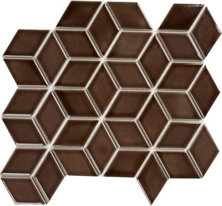 Мозаика CE730MLA Primacolore 48x48/266х305 (15pcs.) - 1.22 gujhui 15pcs wooden foundation makeup brushes sets