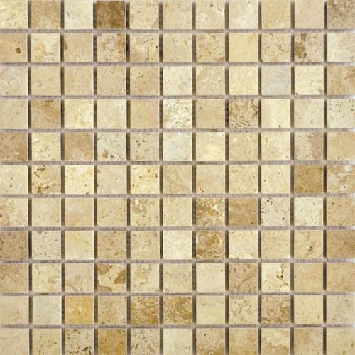 Мозаика Q-Stones QS-008-25P/10 30,5х30,5 maurini брюки maurini m101 13gb 25p темно фиолетовый