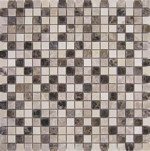 Мозаика Q-Stones QS-048-15P/8 30,5х30,5 мозаика muare q stones qs 013 15p 10 30 5x30 5